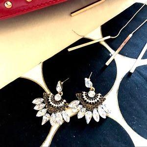 "Jewelry - ✨ New! ""Simply Anastasia"" Statement Earrings"
